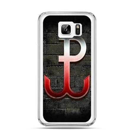 Etui na telefon Galaxy Note 7 patriotyczne - Polska Walcząca