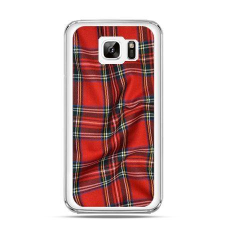 Etui na Samsung Galaxy Note 7 szkocka kratka