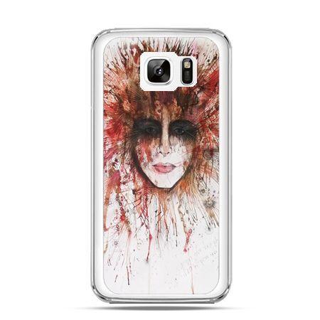Etui na Samsung Galaxy Note 7 tajemnicza twarz