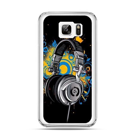 Etui na Samsung Galaxy Note 7 słuchawki