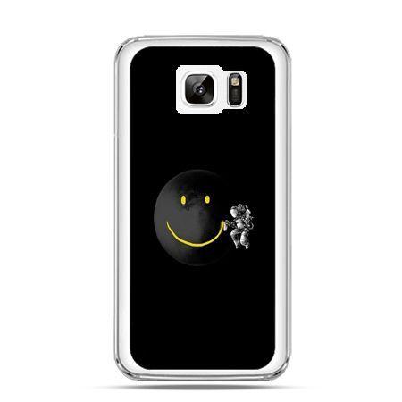Etui na Samsung Galaxy Note 7 uśmiechnięta planeta