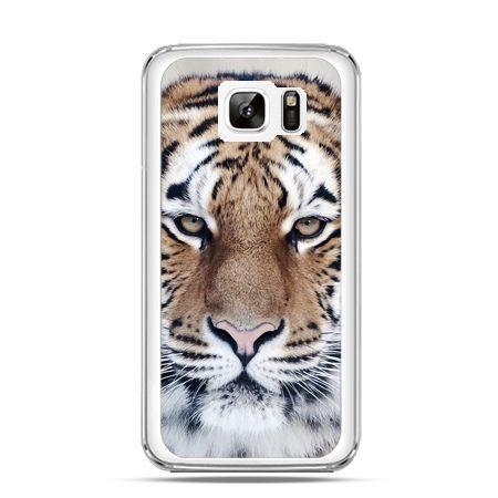 Etui na Samsung Galaxy Note 7 śnieżny tygrys