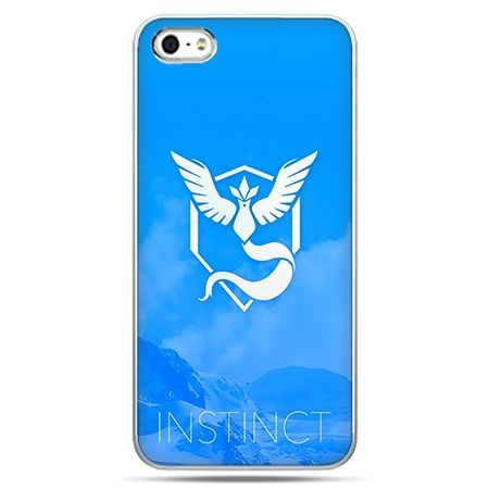 Etui na telefon w stylu pokemon Instinct Team.