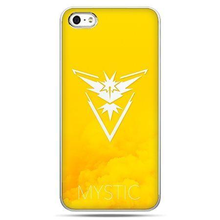 Etui na telefon w stylu pokemon Mystic Team.