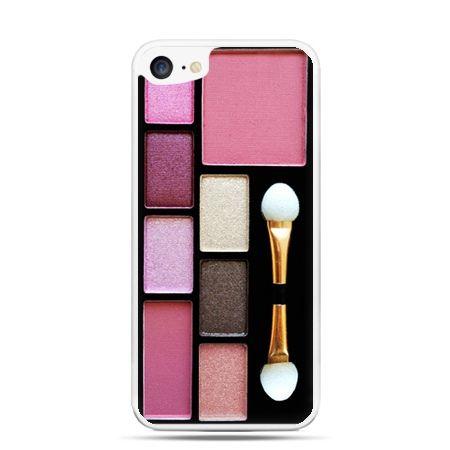 Etui na telefon iPhone 7 - zestaw do makijażu