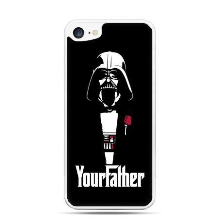 Etui na telefon iPhone 7 - Your Father star wars