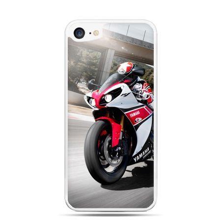 Etui na telefon iPhone 7 - motocykl ścigacz
