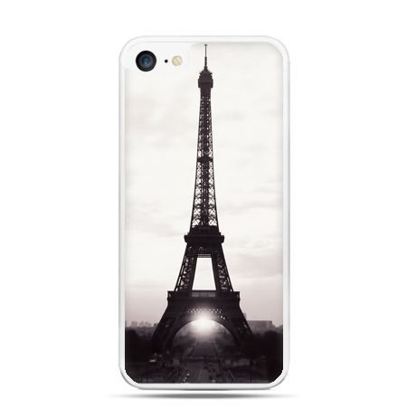 Etui na telefon iPhone 7 - Wieża Eiffla