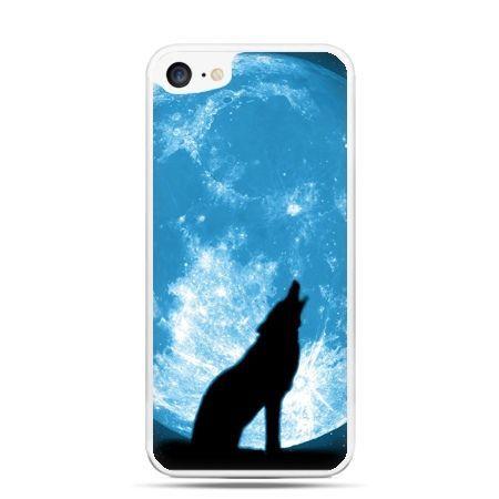 Etui na telefon iPhone 7 - Wilk nocny