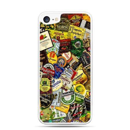 Etui na telefon iPhone 7 - etykiety