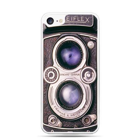 Etui na telefon iPhone 7 - aparat Rolleiflex