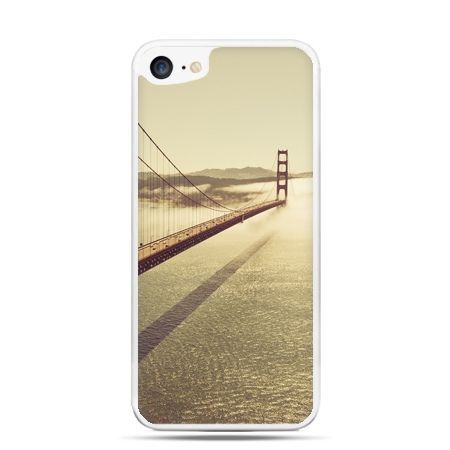 Etui na telefon iPhone 7 - Goldengate