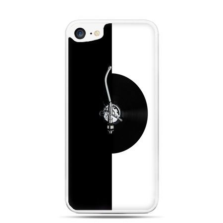 Etui na telefon iPhone 7 - gramofon