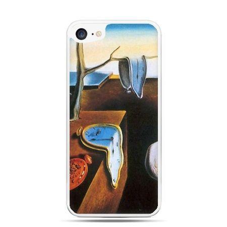Etui na telefon iPhone 7 - zegary S.Dali
