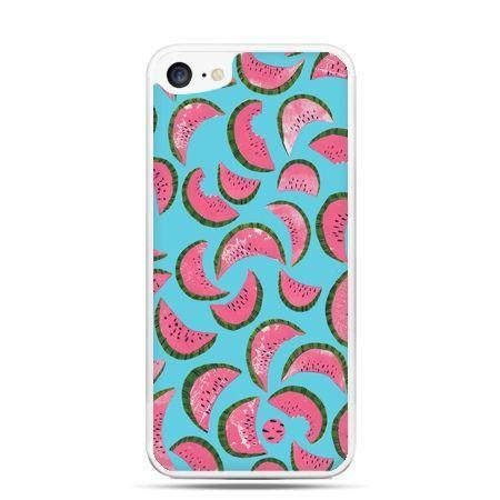 Etui na telefon iPhone 7 - arbuzy