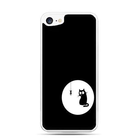 Etui na telefon iPhone 7 - kotek