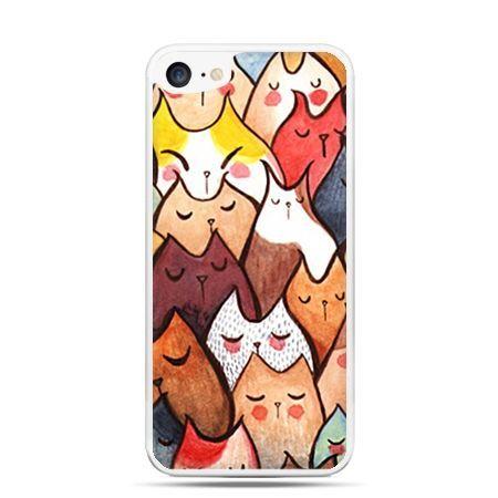 Etui na telefon iPhone 7 - koty