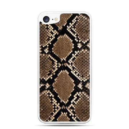 Etui na telefon iPhone 7 - wąż boa