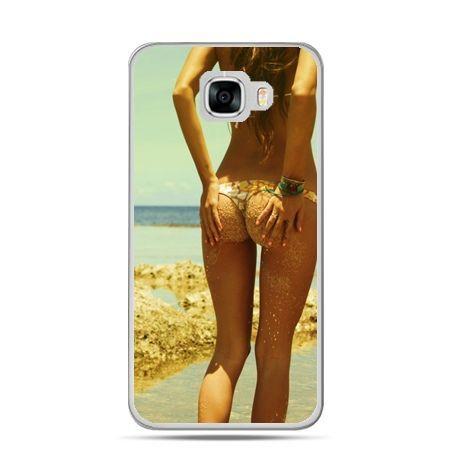 Etui na telefon Samsung Galaxy C7 - sexi pośladki
