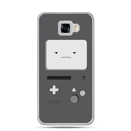 Etui na telefon Samsung Galaxy C7 - Gameboy