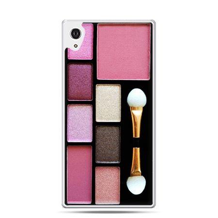 Etui na telefon Sony Xperia XA - zestaw do makijażu