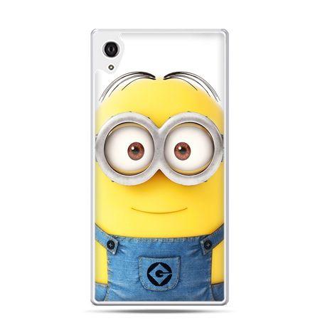 Etui na telefon Sony Xperia XA - minion