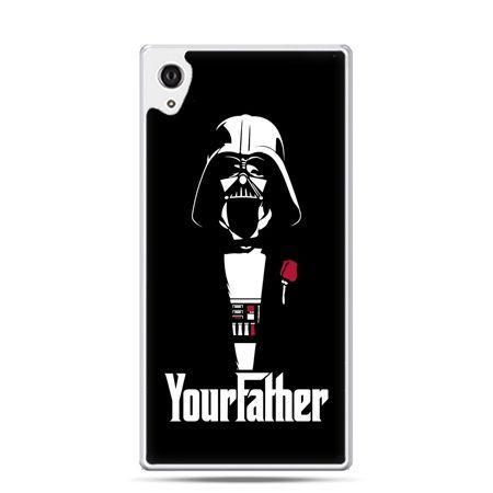 Etui na telefon Sony Xperia XA - Your Father star wars