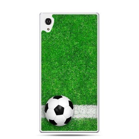 Etui na telefon Sony Xperia XA - piłka murawa