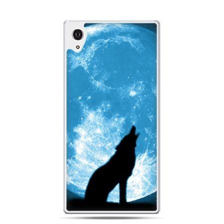 Etui na telefon Sony Xperia XA - Wilk nocny