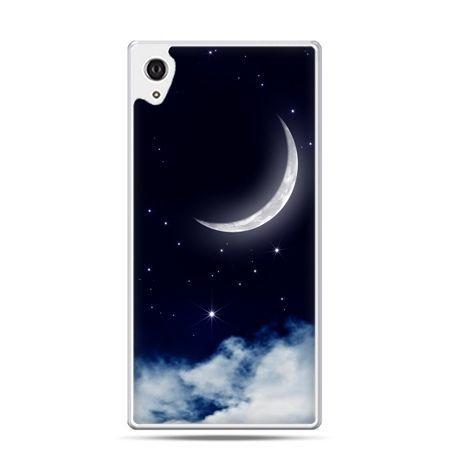 Etui na telefon Sony Xperia XA - księżyc