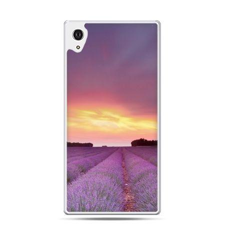Etui na telefon Sony Xperia XA - wrzosowisko