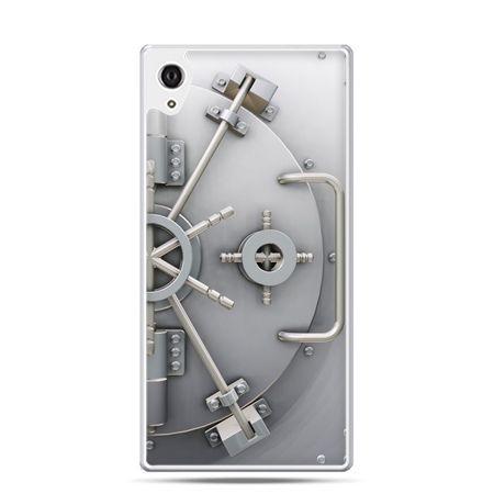 Etui na telefon Sony Xperia XA - sejf