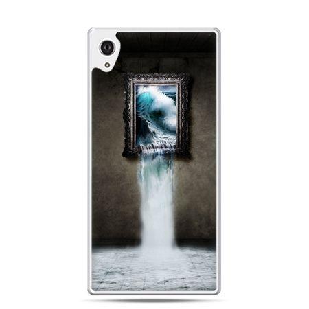 Etui na telefon Sony Xperia XA - obraz wodospad