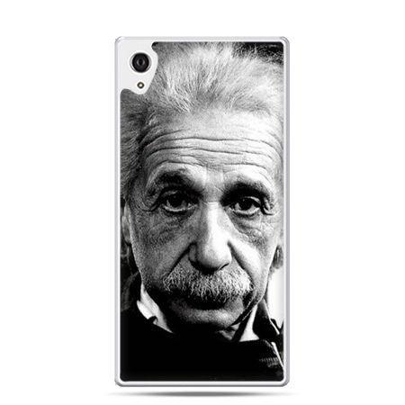 Etui na telefon Sony Xperia XA - Albert Einstein