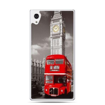 Etui na telefon Sony Xperia XA - czerwony autobus londyn