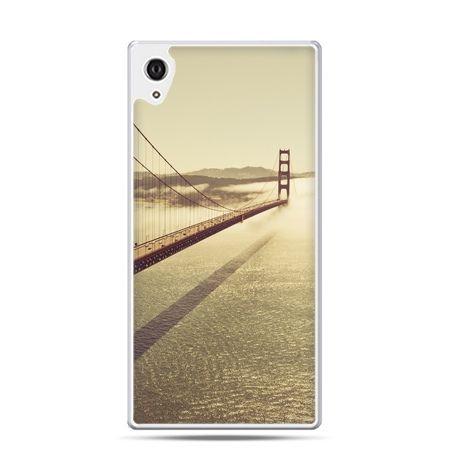 Etui na telefon Sony Xperia XA - Goldengate