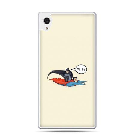 Etui na telefon Sony Xperia XA - Batman