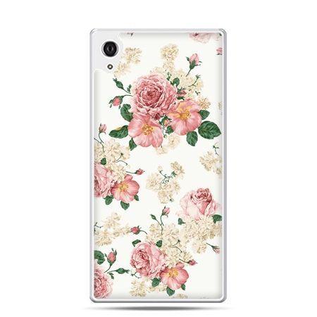 Etui na telefon Sony Xperia XA - polne kwiaty
