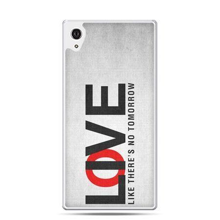 Etui na telefon Sony Xperia XA - LOVE LIVE