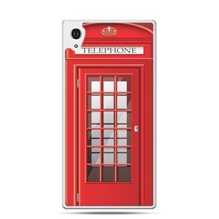Etui na telefon Sony Xperia XA - budka telefoniczna