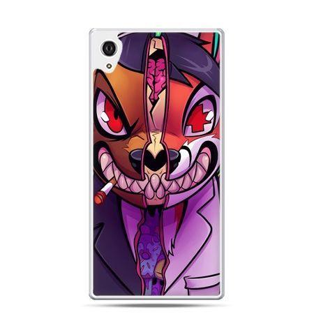 Etui na telefon Sony Xperia XA - kot Manga
