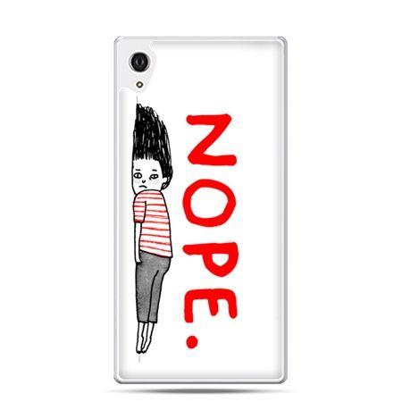 Etui na telefon Sony Xperia XA - Nope