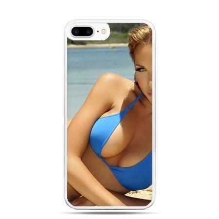 Etui na telefon iPhone 7 Plus - laska w bikini