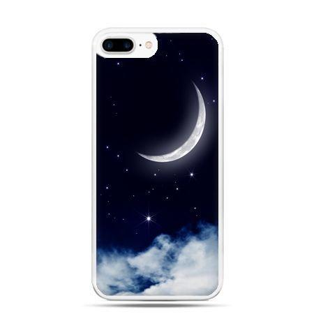 Etui na telefon iPhone 7 Plus - księżyc