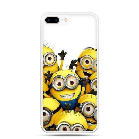 Etui na telefon iPhone 7 Plus - Minionki