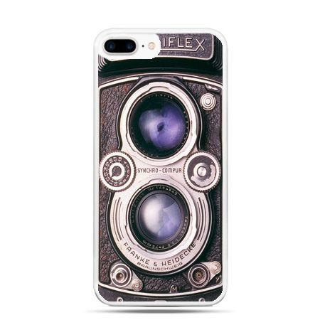 Etui na telefon iPhone 7 Plus - aparat Rolleiflex