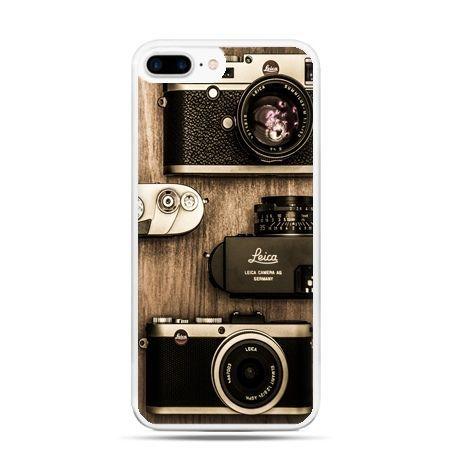Etui na telefon iPhone 7 Plus - aparaty retro