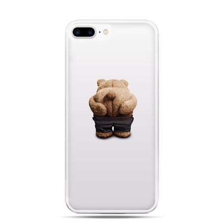Etui na telefon iPhone 7 Plus - miś Paddington