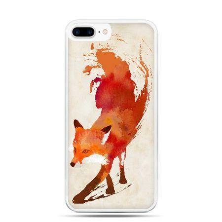 Etui na telefon iPhone 7 Plus - lis watercolor