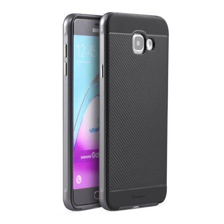 Etui na Galaxy A5 2016r bumper Neo - grafitowy.
